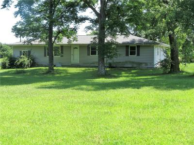 Lincoln County, Warren County Single Family Home For Sale: 22746 Lix Road