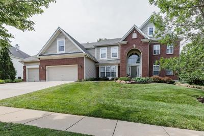 Wildwood Single Family Home For Sale: 1615 Garden Valley Drive
