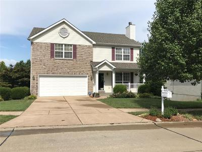 Fenton Single Family Home For Sale: 37 Winter Valley