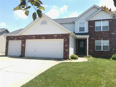 O'Fallon Single Family Home For Sale: 909 Silverlink Drive