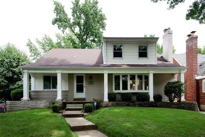 University City Single Family Home For Sale: 8047 Stanford Avenue