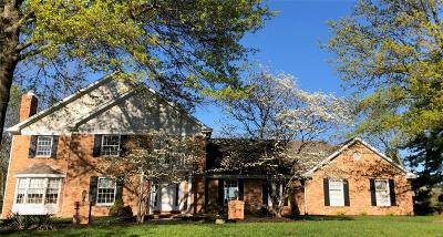 Clarkson Valley Single Family Home For Sale: 30 Crown Manor