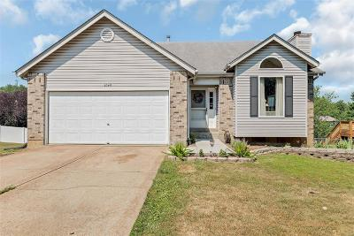 Arnold Single Family Home For Sale: 2045 Saint Christopher Way