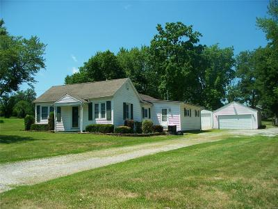 New London MO Single Family Home Contingent No Kickout: $95,500