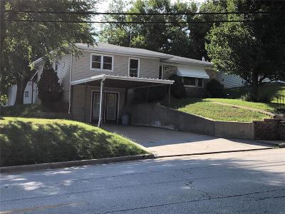Franklin County Single Family Home For Sale: 1002 Jefferson