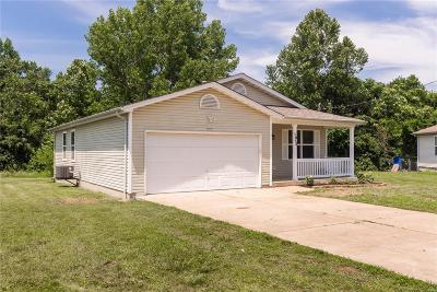 Single Family Home For Sale: 1013 Bell Avenue