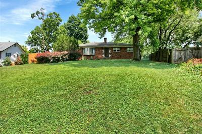Fairview Heights Single Family Home For Sale: 16 Monticello Place