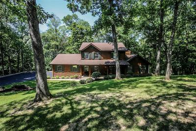 Wildwood Single Family Home For Sale: 41 Rockwood Forest Ridge
