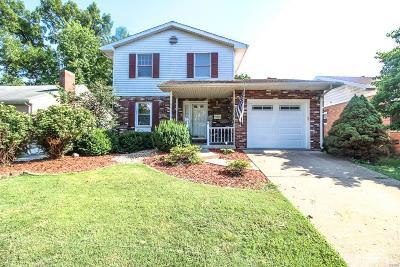 Granite City Single Family Home For Sale: 2206 Lynch Avenue