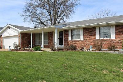 Mehlville Single Family Home For Sale: 4571 Ferbet Estates Drive