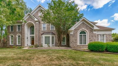 Chesterfield Single Family Home For Sale: 1318 Countryside Manor Circle