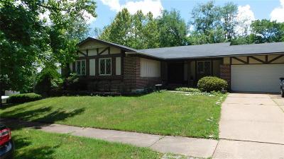 Ballwin Single Family Home For Sale: 925 Penny Lane