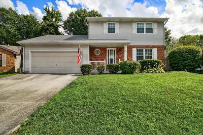 O'Fallon Single Family Home For Sale: 1521 Oak Ridge Court
