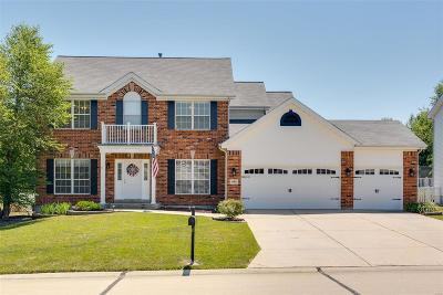 Single Family Home For Sale: 604 Westwick Court
