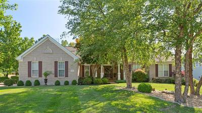 Wildwood Single Family Home For Sale: 1605 Vintage Oak Court