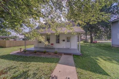 Troy Single Family Home Option: 703 South Main Street