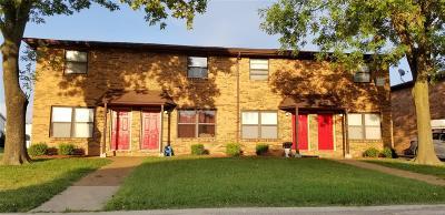 Belleville Multi Family Home For Sale: 1000 Belle Valley