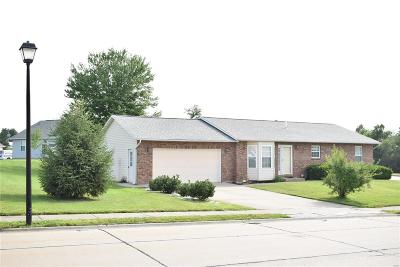 Valmeyer Single Family Home For Sale: 100 Stonehill Ridge