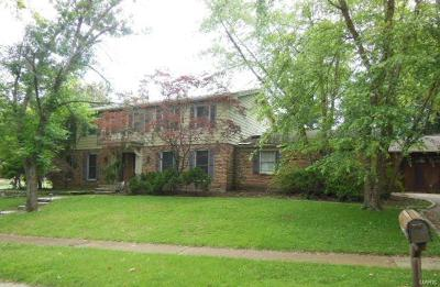Chesterfield Single Family Home For Sale: 14472 Callaway Court
