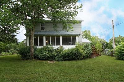 Catawissa Single Family Home For Sale: 7790 Highway Hh