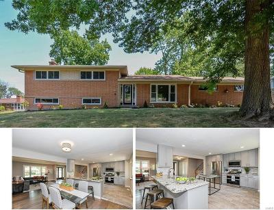 St Louis Single Family Home For Sale: 848 Charlesgate Drive