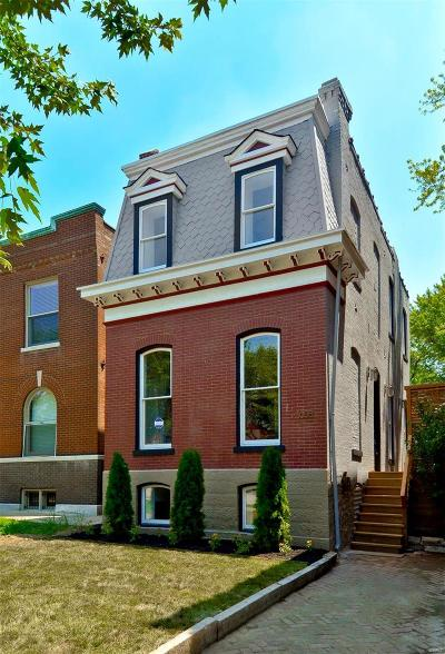 St Louis Single Family Home For Sale: 3008 McNair Avenue