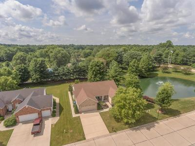 Shiloh Single Family Home For Sale: 2208 Rachels Way