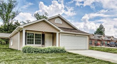 Villa Ridge Condo/Townhouse For Sale: 980 Osage Villa Court
