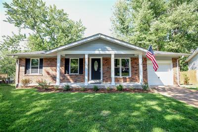 Single Family Home For Sale: 2519 Dimus