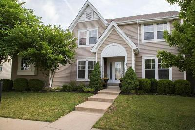 St Peters Single Family Home For Sale: 321 Lake Side View