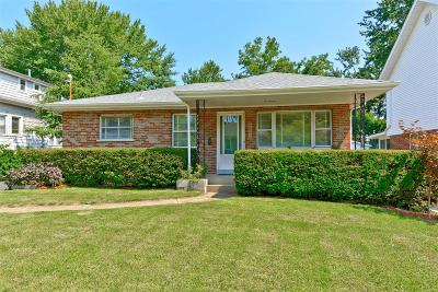 Single Family Home For Sale: 7309 Sutherland Avenue