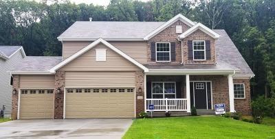 Eureka Single Family Home For Sale: 411 Arbors Of Rockwood Reserve