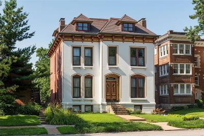 St Louis Single Family Home For Sale: 2044 Lafayette Avenue