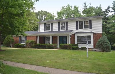 Chesterfield Single Family Home For Sale: 14475 Marmont Drive