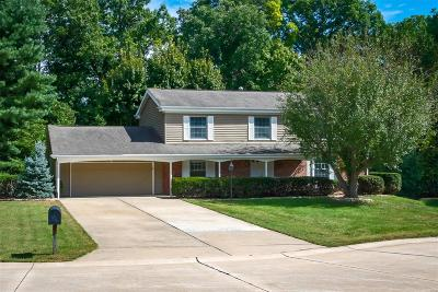 Chesterfield Single Family Home For Sale: 166 Southdown Drive