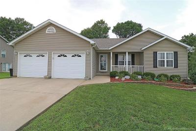 Park Hills, Desloge Single Family Home For Sale: 433 Ridgeview Drive