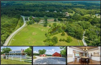 Wentzville Farm For Sale: 50 Cedar Lane