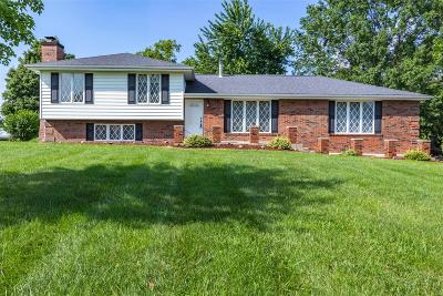 De Soto Single Family Home For Sale: 13197 Timberwood