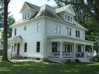 Jerseyville Single Family Home For Sale: 802 North State St.