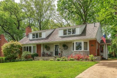 Single Family Home For Sale: 704 Fieldston Terr