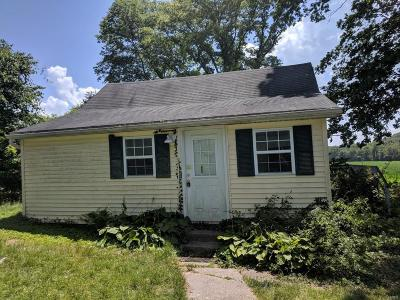 Jerseyville Single Family Home For Sale: 19226 South Creek Road