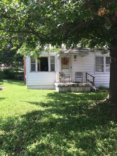 Single Family Home For Sale: 139 Grether Avenue