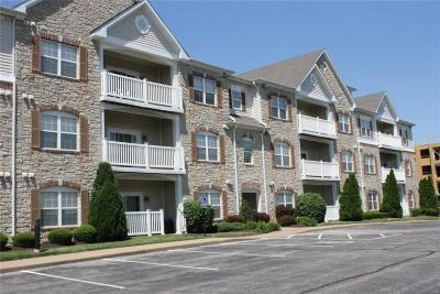Chesterfield Condo/Townhouse Contingent No Kickout: 6 Monarch Trace #205