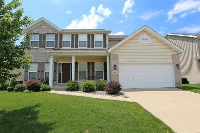 St Charles Single Family Home For Sale: 1092 Pierpoint Lane