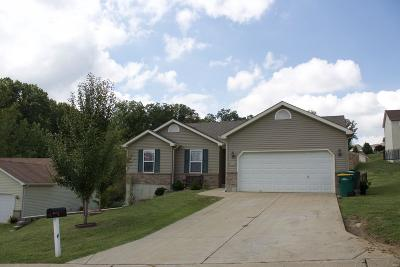 Pevely Single Family Home For Sale: 911 Foster Court