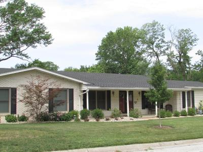 Single Family Home For Sale: 4910 Chateau Drive
