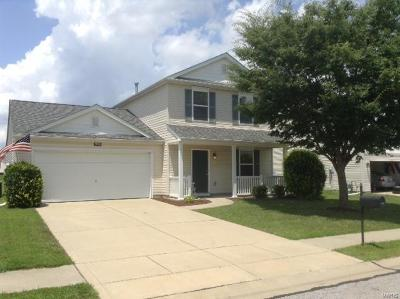 Belleville Single Family Home For Sale: 2006 Ivy Chase Drive