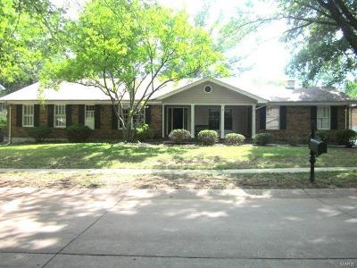 Chesterfield Single Family Home For Sale: 14478 Tealcrest