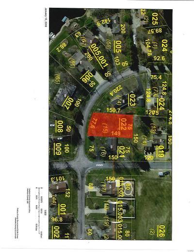 Dunlap Lake, Dunlap Lake Sub Residential Lots & Land For Sale: East Lake Dr