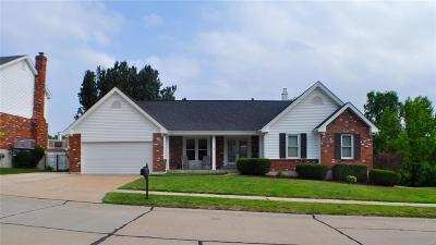 Single Family Home For Sale: 112 Rosebrook Drive